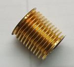 ציפוי זהב בשיטת אלקטרופורמינג