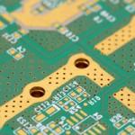 ציפוי זהב לתעשיית האלקטרוניקה